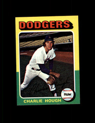 1975 CHARLIE HOUGH TOPPS MINI #71 DODGERS NM #2666