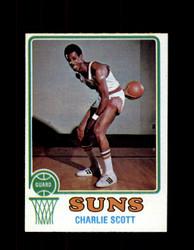 1973 CHARLIE SCOTT TOPPS #140 SUNS NM #5661
