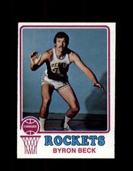 1973 BYRON BECK TOPPS #258 ROCKETS NM #5622