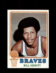 1973 BILL HEWITT TOPPS #97 BRAVES NM #5634