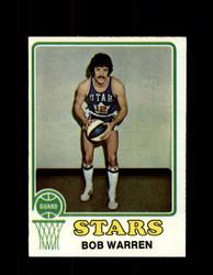 1973 BOB WARREN TOPPS #196 STARS NM #1655