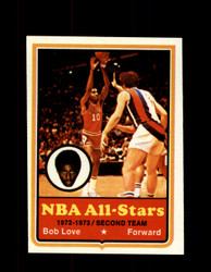 1973 BOB LOVE TOPPS #60 ALL STAR NM #4397