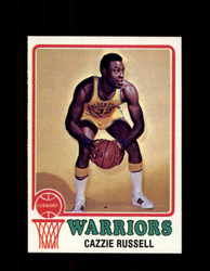 1973 CAZZIE RUSSELL TOPPS #41 WARRIORS NM #2452