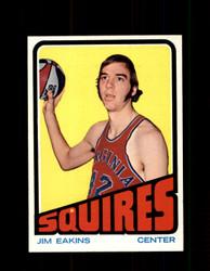 1972 JIM EAKINS TOPPS #213 SQUIRES NM #5836