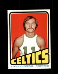 1972 STEVE KUBERSKI TOPPS #153 CELTICS NM #5839