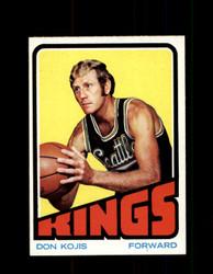 1972 DON KOJIS TOPPS #116 KINGS NM #5840