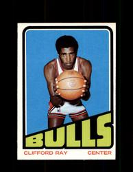 1972 CLIFFORD RAY TOPPS #91 BULLS NM #5842