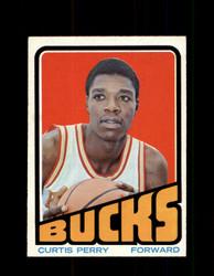 1972 CURTIS PERRY TOPPS #4 BUCKS NM #5849