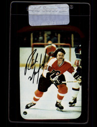 1977 RICK MACLEISH TOPPS/OPC #9 GLOSSY FLYERS NM #5858