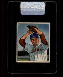 1950 HERMAN WEHMEIER BOWMAN #27 REDS VG #6498