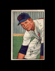 1952 DEE FONDY BOWMAN #231 CUBS EXMT/NM #6431