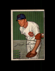 1952 FRANK SMITH BOWMAN #186 REDS EXMT #6436