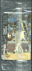 1995 FRANK THOMAS UPPERDECK GTS PHONE CARD FACTORY SEALED #/2500