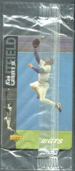 1995 KEN GRIFFEY JR UPPERDECK GTS PHONE CARD FACTORY SEALED #/2500!