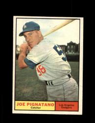 1961 JOE PIGNATANO TOPPS #74 DODGERS EX *7065