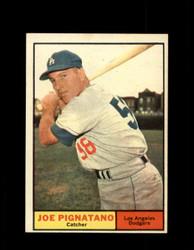 1961 JOE PIGNATANO TOPPS #74 DODGERS NM *7066