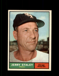 1961 JERRY STALEY TOPPS #90 WHITE SOX EXMT #7118