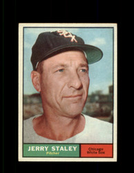 1961 JERRY STALEY TOPPS #90 WHITE SOX EX #7120