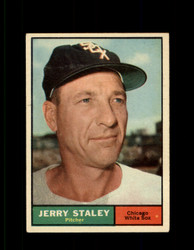 1961 JERRY STALEY TOPPS #90 WHITE SOX EX #7121