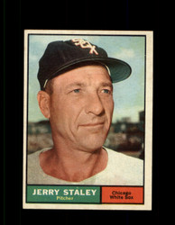 1961 JERRY STALEY TOPPS #90 WHITE SOX EXMT #7122