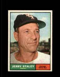 1961 JERRY STALEY TOPPS #90 WHITE SOX EX #7123