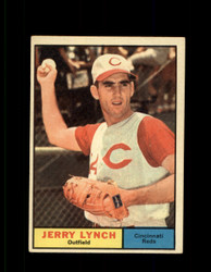 1961 JERRY LYNCH TOPPS #97 REDS EX #7148