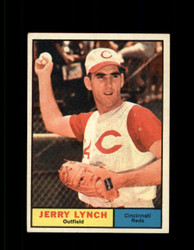 1961 JERRY LYNCH TOPPS #97 REDS EX #7149