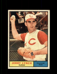 1961 JERRY LYNCH TOPPS #97 REDS EXMT/NM #7150