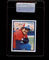 1983 GARY CARTER OPC #255 STICKERS O PEE CHEE EXPOS *4562