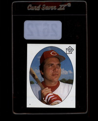 1983 JOHNNY BENCH SOPC #7 STICKERS O PEE CHEE REDS *2672