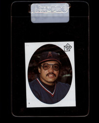 1983 REGGIE JACKSON OPC #5 STICKERS O PEE CHEE ANGELS *5730