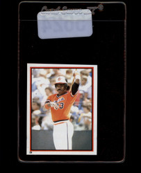 1983 EDDIE MURRAY OPC #29 STICKERS O PEE CHEE ORIOLES *5624