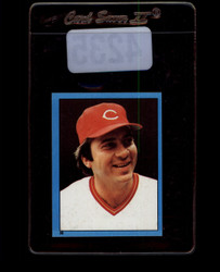 1982 JOHNNY BENCH OPC #35 O PEE CHEE REDS *4235