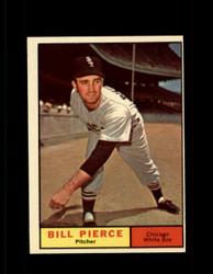 1961 BILL PIERCE TOPPS #205 WHITE SOX NM/MT *7561
