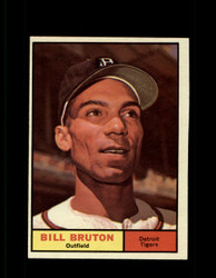 1961 BILL BRUTON TOPPS #251 TIGERS NM *7757