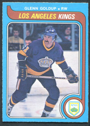 1979 GLENN GOLDUP OPC #376 O PEE CHEE KINGS NM #3036