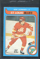 1979 DON LAURENCE OPC #369 O PEE CHEE BLUES NM #3034
