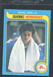1979 MICHEL DION OPC #316 O PEE CHEE NORDIQUES NM #3019