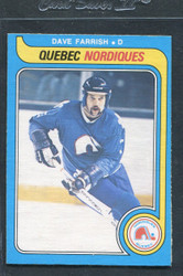 1979 DAVE FARRISH OPC #299 O PEE CHEE NORDIQUES NM #3011