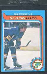 1979 BOB STEWART OPC #297 O PEE CHEE BLUES NM #3010