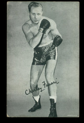 1947-1966 CHARLEY FUSARI BOXING EXHIBITS *BXO5