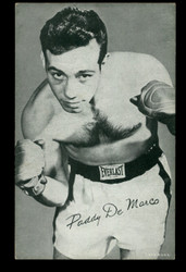 1947-1966 PADDY DE MARCO BOXING EXHIBITS *BX13