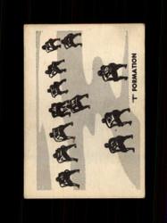 "1952 ""T"" FORMATION PARKHURST #12 CFL VG/EX *6838"