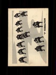 "1952 ""T"" FORMATION PARKHURST #12 CFL EX *7283"