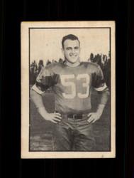 1952 BENNY MACDONNELL PARKHURST #63 CFL EX *4640