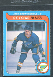 1979 JACK BROWNSCHIDLE OPC #278 O PEE CHEE BLUES NM #3039
