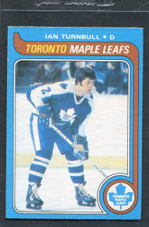 1979 IAN TURNBULL OPC #228 O PEE CHEE MAPLE LEAFS NM #3050