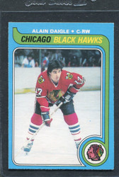 1979 ALAIN DAIGLE OPC #227 O PEE CHEE BLACKHAWKS NM #3051
