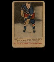 1951 JIM CONACHER PARKHURST #105 RANGERS GOOD *3538