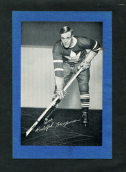 1934/43 RUDOLPH KAMPMAN BEE HIVE GROUP 1 CORN SYRUP PHOTO MAPLE LEAFS EXMT